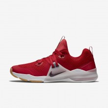 Nike Zoom Train Command Training Shoes Mens Gym Red/Vast Grey/Gum Medium Brown/Deep Burgundy 922478-606