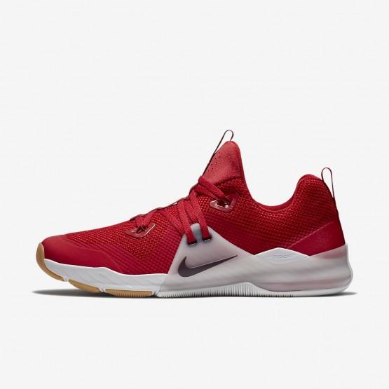 Nike Zoom Train Command Training Shoes Mens Gym Red/Vast Grey/Gum Medium Brown/Deep Burgundy 922478-606