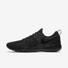 Nike Free TR7 Training Shoes Womens Black/Dark Grey 904651-003