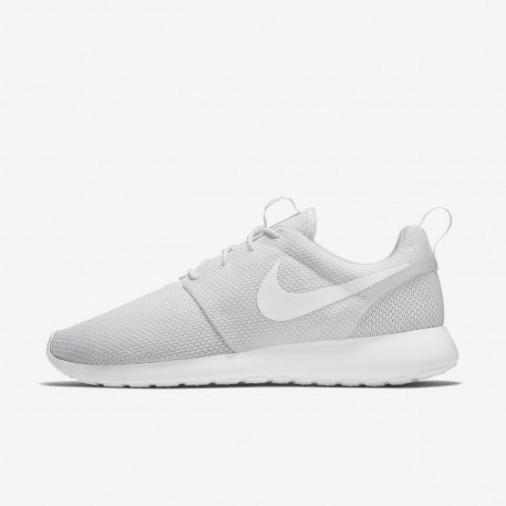 Zapatillas Casual Nike Roshe One Hombre Blancas 511881-112