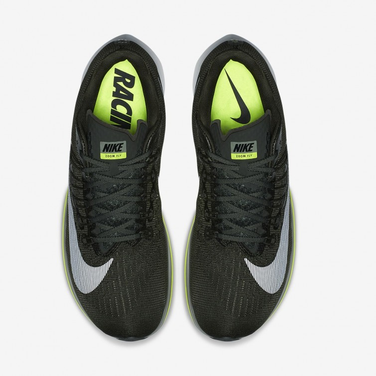 a33503d3b08 ... Nike Zoom Fly Running Shoes Mens Sequoia Medium Olive Dark Stucco White  880848 ...