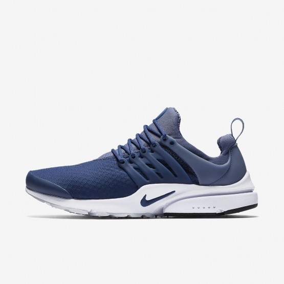 Nike Air Presto Essential Lifestyle Shoes Mens Navy/Diffused Blue/Black 848187-406