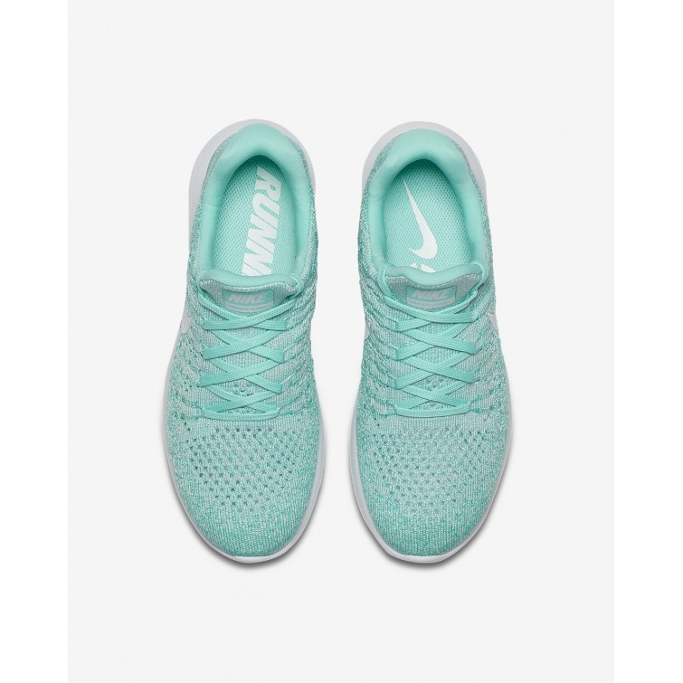 af735d8eefce2 ... Nike LunarEpic Low Flyknit 2 Running Shoes Womens Hyper  Turquoise Igloo Clear Jade  ...