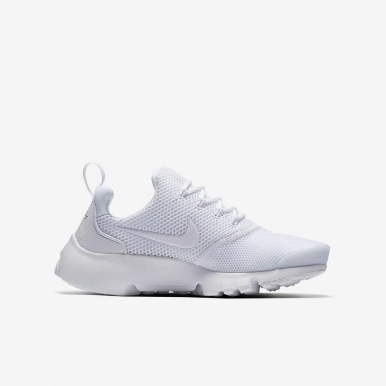 47a240875e25 ... Nike Presto Fly Lifestyle Shoes Boys White 913966-101 ...