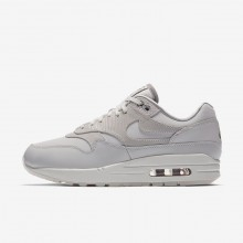 Nike Air Max 1 Lifestyle Shoes Womens Vast Grey/Atmosphere Grey/Summit White 454746-017