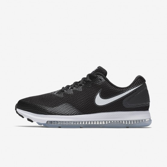 Nike Zoom All Out Low 2 Running Shoes Mens Black/Anthracite/White AJ0035-003