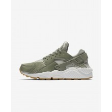 Nike Air Huarache Lifestyle Shoes Womens Dark Stucco/Light Bone/Summit White/Pale Grey 634835-027