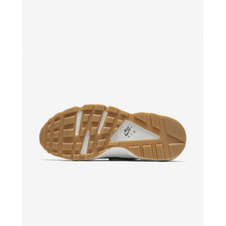 00f3c3c89b303 Nike Air Huarache Lifestyle Shoes Womens Dark Stucco Light Bone Summit White Pale  ...