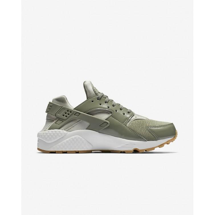 44e2470ab1e71 ... Nike Air Huarache Lifestyle Shoes Womens Dark Stucco Light Bone Summit  White Pale ...