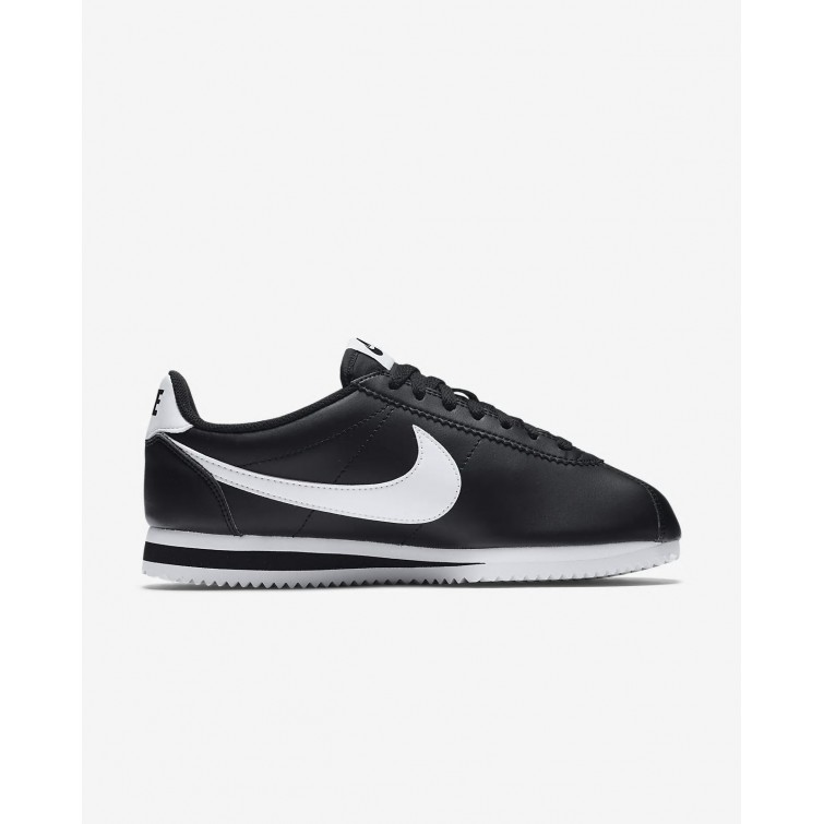 sports shoes b8617 ba0a1 ... Nike Classic Cortez Freizeitschuhe Damen SchwarzWeiß 807471-010 ...
