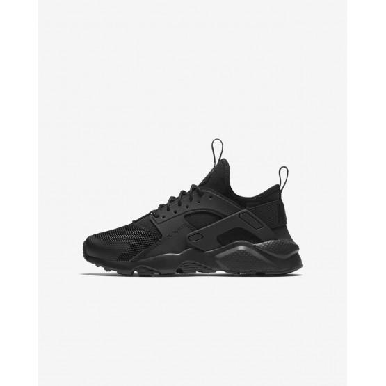 Nike Air Huarache Ultra Casual Schoenen Jongens Zwart 847569-004