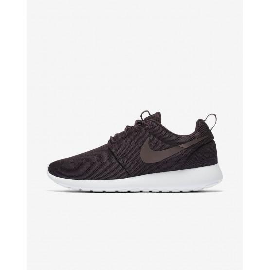 Zapatillas Casual Nike Roshe One Mujer Blancas/Metal 844994-602