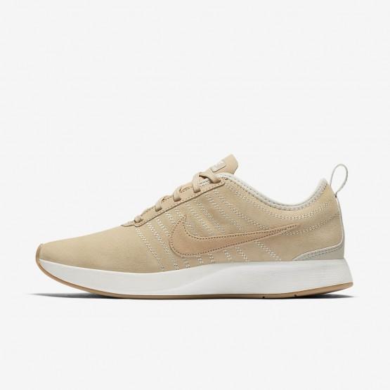 Nike Dualtone Racer Lifestyle Shoes Womens Mushroom/Summit White/Gum Light Brown 940418-200
