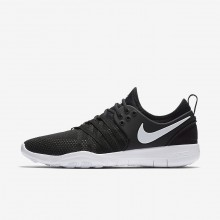 Nike Free TR7 Training Shoes Womens Black/White 904651-001