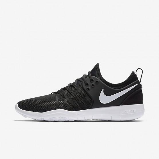 Nike Free TR7 Training Shoes Womens Black/White 904651-001