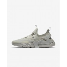 Nike Air Huarache Lifestyle Shoes Mens Light Bone/Black AH7334-001