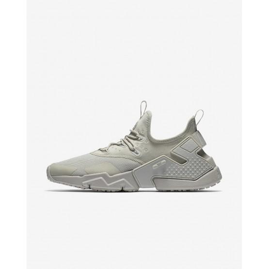 Nike Air Huarache Drift Lifestyle Shoes Mens Light Bone/Black AH7334-001