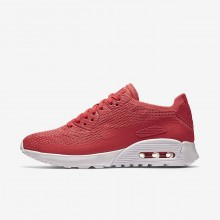 Nike Air Max 90 Ultra 2.0 Flyknit Casual Schoenen Dames Wit 881109-600