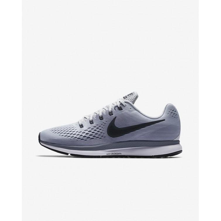 Nike Air Zoom Pegasus 34 Laufschuhe Herren Platin Grau Schwarz 880555-010 fccd9a7d1f