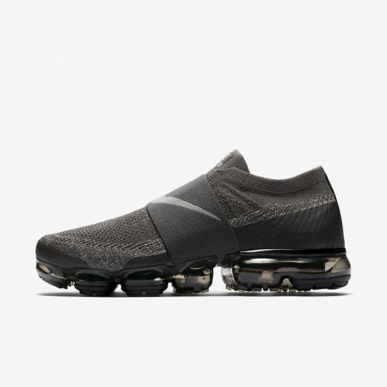 74a9a7a29fca Nike Air VaporMax Running Shoes Mens Midnight Fog Legion Green Black Dark  Stucco
