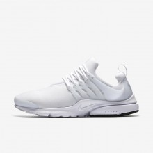 Nike Air Presto Essential Lifestyle Shoes Mens White/Black 848187-100