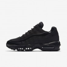Nike Air Max 95 OG Lifestyle Shoes Womens Black 307960-010