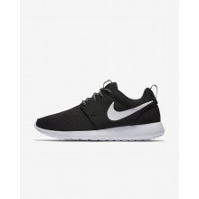 Nike Roshe One Lifestyle Shoes Womens Black/Dark Grey/White 844994-002