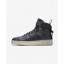 Sapatilhas Casual Nike SF Air Force 1 Mid Homem Cinzentas Escuro/Luz 917753-004