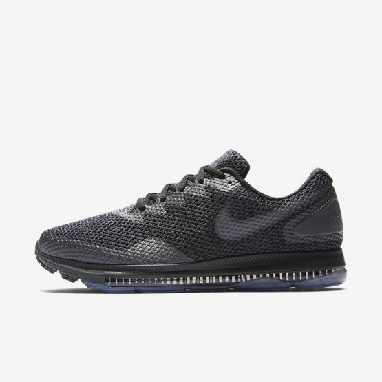 Nike Zoom All Out Low 2 Running Shoes Mens Black/Anthracite/Dark Grey AJ0035-004