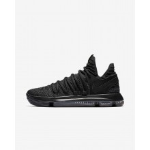 Nike Zoom KDX Basketball Shoes Womens Black/Dark Grey 897815-004
