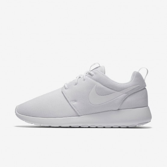 Nike Roshe One Lifestyle Shoes Womens White/Pure Platinum 844994-100