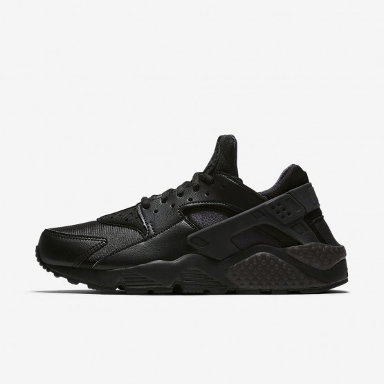 Nike Air Huarache Lifestyle Shoes Womens Black 634835-012
