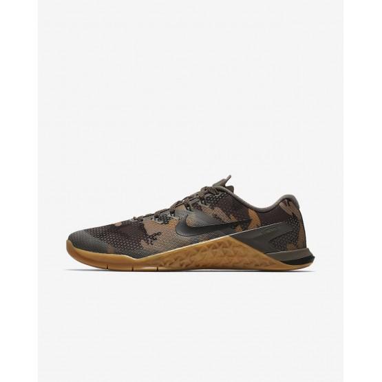 Nike Metcon 4 Fitness Schoenen Heren Goud/Zwart AH7453-207