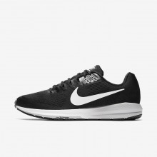 Nike Air Zoom Structure 21 Running Shoes Mens Black/Wolf Grey/Cool Grey/White 904695-001