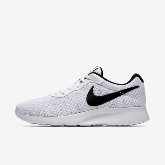Zapatillas Casual Nike Tanjun Mujer Blancas/Negras 812655-100