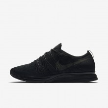 Nike Flyknit Trainer Lifestyle Shoes Mens Black/Anthracite AH8396-004