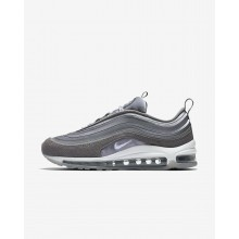 Nike Air Max 97 Ultra 17 LX Lifestyle Shoes Womens Atmosphere Grey/Gunsmoke/Summit White AH6805-001