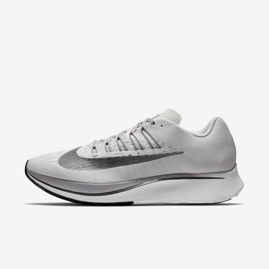 bfb5f541d4b5 Nike Zoom Fly Running Shoes Mens Vast Grey Atmosphere Grey Gunsmoke Anthracite  880848