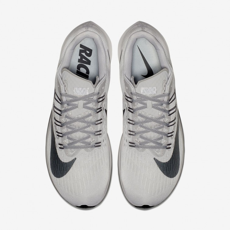on sale 5ebea 8a04b ... Nike Zoom Fly Running Shoes Mens Vast Grey Atmosphere Grey Gunsmoke Anthracite  880848 ...