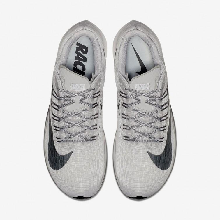 d321124b5a6 ... Nike Zoom Fly Running Shoes Mens Vast Grey Atmosphere Grey Gunsmoke Anthracite  880848 ...
