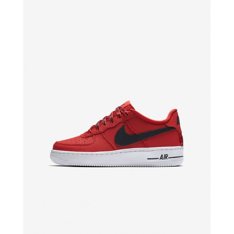 Nike Air Force 1 Mid Vermelho Mid 07 Red Outros Modelos