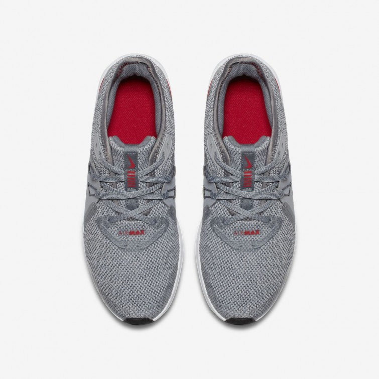 c691fcdeabe5 ... Nike Air Max Sequent 3 Running Shoes Boys Wolf Grey Anthracite Pure  Platinum 922884 ...