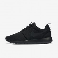 Nike Roshe One Lifestyle Shoes Womens Black/Dark Grey 844994-001