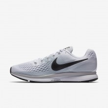 Nike Air Zoom Running Shoes Mens White/Pure Platinum/Wolf Grey/Anthracite 880555-103