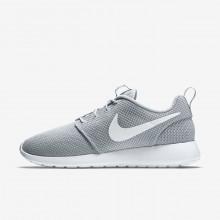 Nike Roshe One Lifestyle Shoes Mens Wolf Grey/White 511881-023