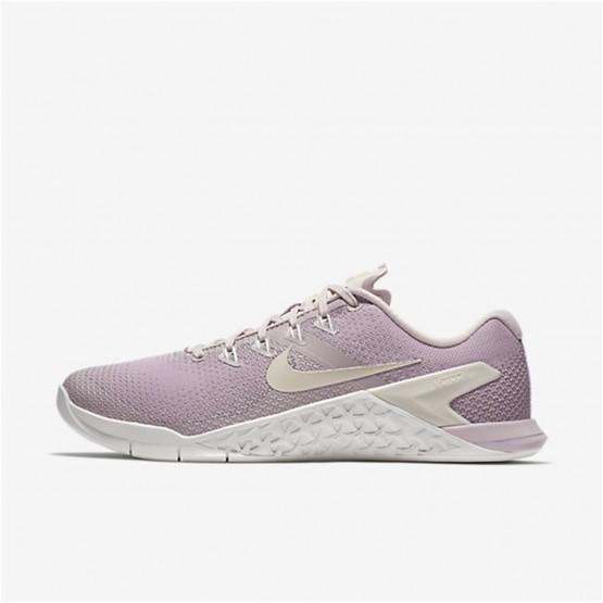 Deportivas Nike Metcon 4 Mujer Rosas/Blancas 924593-600