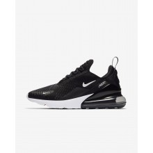Zapatillas Casual Nike Air Max 270 Hombre Negras/Blancas/Rojas AH8050-002