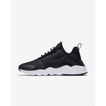 Nike Air Huarache Lifestyle Shoes Womens Black/White 819151-008