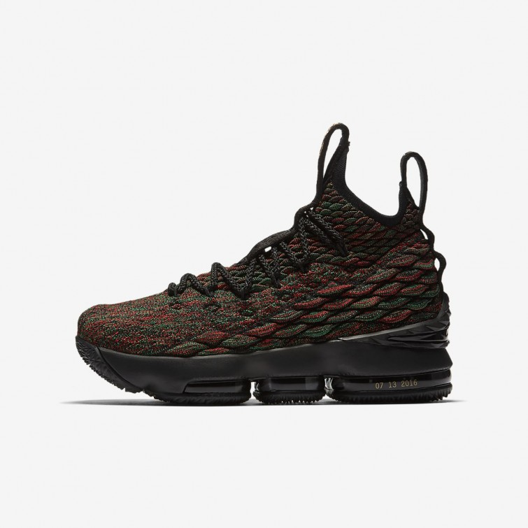 buy online 6a6f7 5b865 Nike LeBron 15 BHM Shoes Outlet Store, New Nike Basketball ...