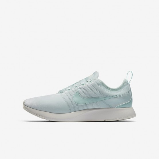 Nike Dualtone Racer SE Lifestyle Shoes Girls Igloo/Sail 943576-300